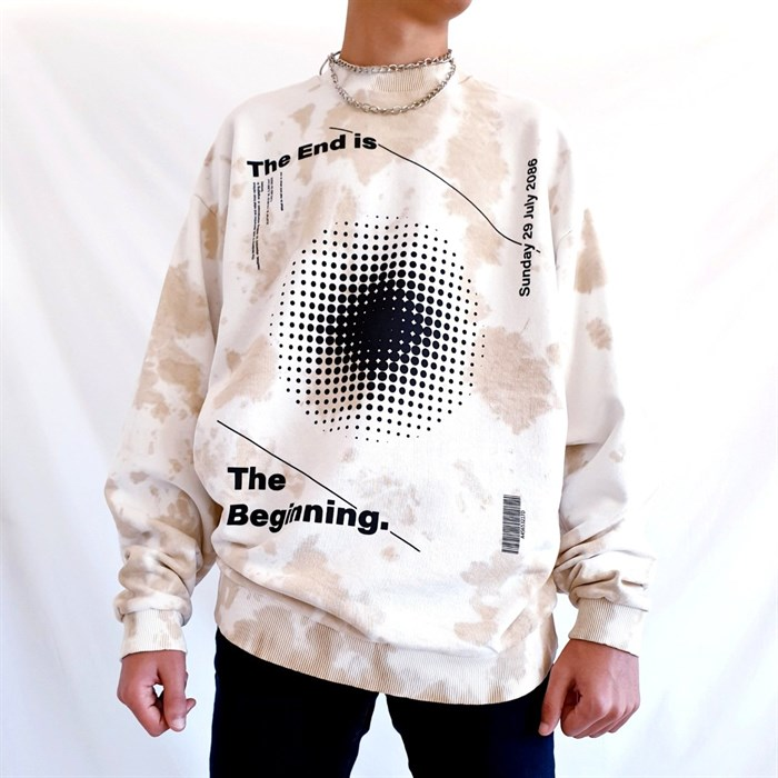 The End Is The Beginning Sweatshirt