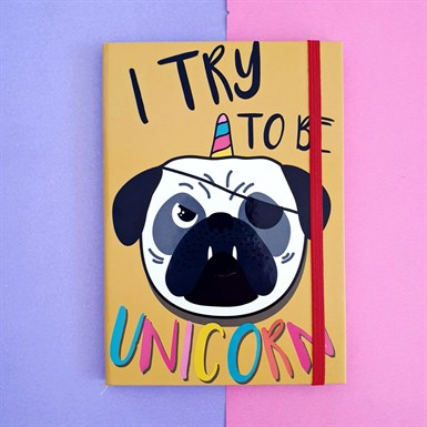 I Try To Be Unicorn Defter