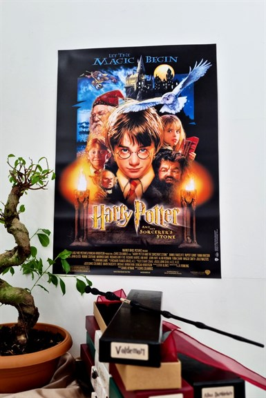 Sorcerers Stone Poster
